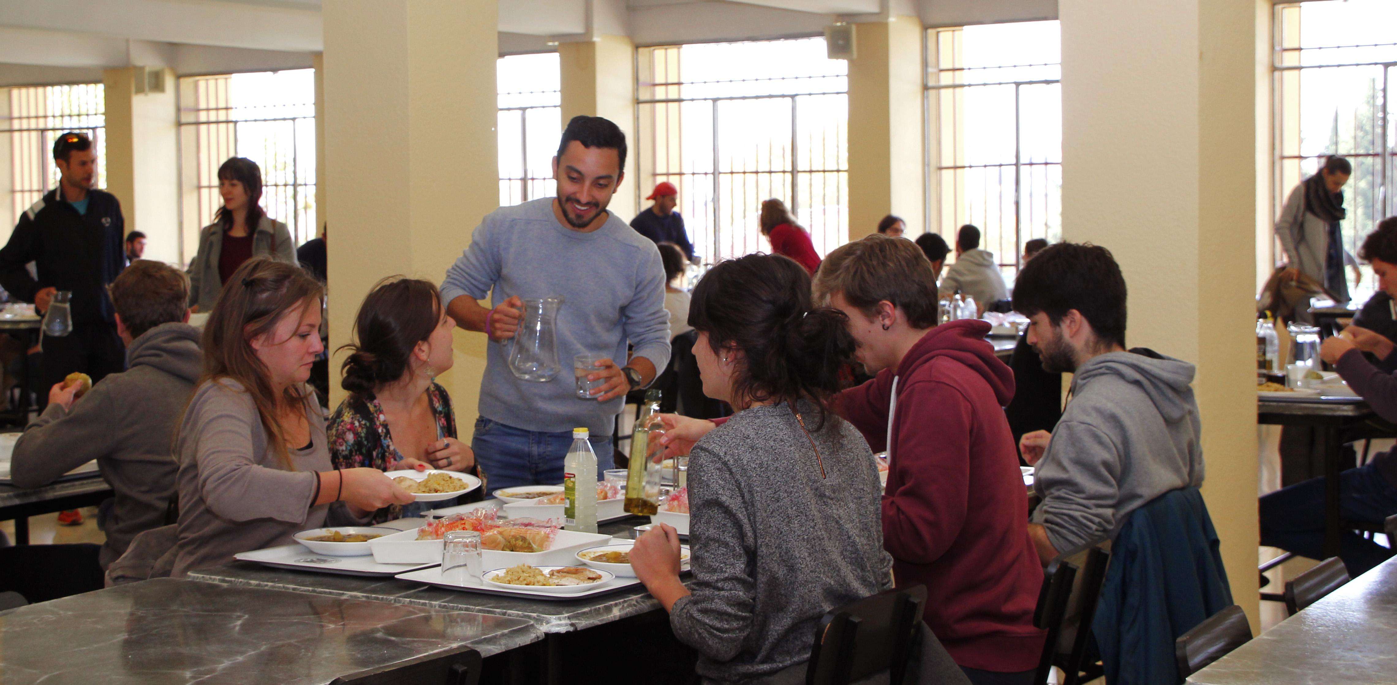Comedores Universitarios de Granada > Localización y ...