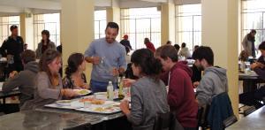 Comedores Universitarios de Granada > Localización y contacto ...
